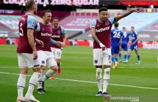 West Ham Taklukkan Leicester, Geser Chelsea dan Liverpool - JPNN.com