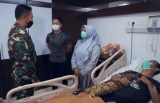 Kepada Jenderal Andika, Kopka Ade Casmita Bertekad untuk Sembuh - JPNN.com
