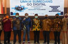Ikhtiar Pemkab Sumedang Mendorong UMKM Naik Kelas - JPNN.com