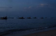 Usai Tinjau Serbuan Amfibi Korps Marinir TNI AL, Laksamana Yudo Lakukan Ini, Keren - JPNN.com