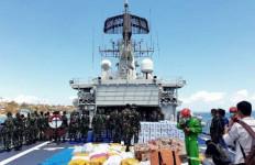 TNI AL Kerahkan Kapal Perang untuk Angkut Bantuan ke NTT - JPNN.com