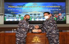 Tim Pushidrosal Sosialisasikan Perkembangan Status Perbatasan Maritim Indonesia - JPNN.com