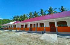 Lewat New Hope School No.10, Hyundai Engineering Renovasi Sekolah yang Rusak Akibat Gempa - JPNN.com