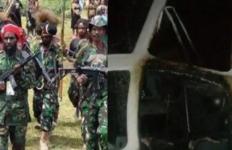 KKB Kembali Meneror Dunia Penerbangan di Papua, Sungguh Kejam! - JPNN.com