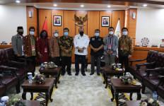 Tingkatkan UMKM, LaNyalla Dukung Kerja Sama DPD RI dengan HIPMIKINDO - JPNN.com