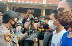Kompol Masdawati Marah-marah ke Tersangka Pencandu Narkoba - JPNN.com