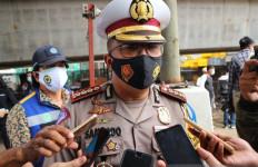 Disetop Polisi di Tol Arah Semanggi, Alexway Sodorkan KTA Mabes Polri, Begini Jadinya - JPNN.com