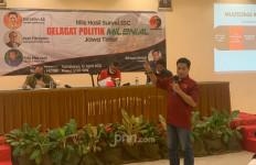 Survei Pilgub Jatim 2023 Nama Khofifah, Risma, dan Emil Dardak Bersaing Ketat - JPNN.com