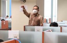 Rektor Unair Menyampaikan Kabar Gembira soal Vaksin Merah Putih - JPNN.com