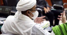 Sidang Swab Test Habib Rizieq Ditunda Pekan Depan, JPU Bakal Hadirkan 5 Saksi