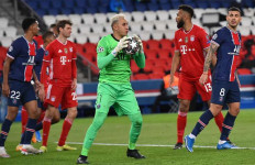 Unggul Gol Tandang, PSG Singkirkan Bayern Muenchen - JPNN.com