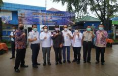 Senator Habib Hamid Abdullah Membuka Kegiatan Padat Karya di KSOP I Banjarmasin - JPNN.com