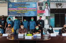 Bea Cukai Tarakan dan BNNP Kaltara Musnahkan 2.035,77 Gram Narkotika - JPNN.com