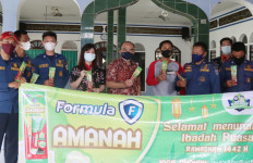 Formula Gandeng Baznas Kampanyekan Jaga Amanah - JPNN.com