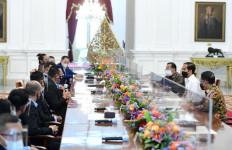 Bersama Bamsoet, Pengurus IMI Pusat Bertemu Presiden Jokowi - JPNN.com