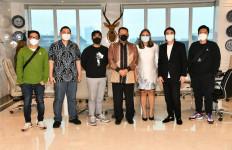 Terima Panitia 'Indonesia Pasti Bisa', Bamsoet Dorong Penguatan Karakter Bangsa - JPNN.com