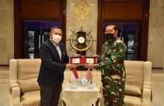 Letjen TNI (Purn) Suryo Prabowo Sambangi Markas Besar TNI AL, Nih Tujuannya - JPNN.com