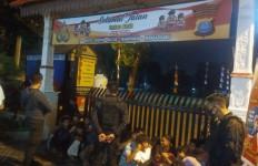 Puluhan Remaja yang Tawuran di Jalan Tengku Amir Hamzah Ditangkap Polisi - JPNN.com