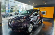 Renault Resmi Memperkenalkan Mobil Listrik Zoe, Harganya? - JPNN.com