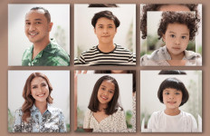 Giring Libatkan Anak dan Istri di Lagu Tahan Dulu - JPNN.com