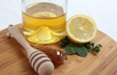 5 Khasiat Rutin Minum Air Lemon Campur Madu Saat Buka Puasa - JPNN.com