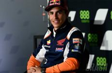 Marc Marquez Sangat Gugup, Apakah Bakal Finis Terakhir di MotoGP Portugal? - JPNN.com