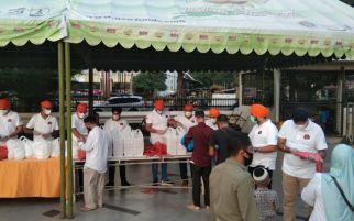 SSI Sumut Bagi-bagi 1.000 Takjil Gratis