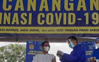 Hamdalah, Kondisi Kesehatan Amsakar Achmad sudah Membaik