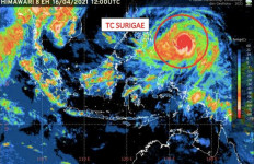 Siklon Surigae Mengancam, 9 Provinsi Ini Harap Bersiaga 24 Jam ke Depan - JPNN.com