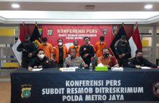 Polda Metro Jaya Tangkap 5 Perampok Bermodus Polisi Gadungan - JPNN.com