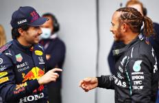 Lewis Hamilton Tak Menyangka Bisa Start Paling Depan di Imola - JPNN.com