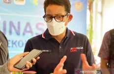 Sandiaga Uno Jadi Menteri Paling Diapresiasi Publik dan Media Versi Indonesia Indicator - JPNN.com