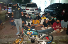 Hendak Balap Liar 40 Remaja Dijaring Polisi, Orang Tuanya Dipanggil, Sukurin - JPNN.com