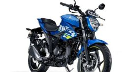 Suzuki Luncurkan Gixxer 250 Versi Naked Bike, Sebegini Harganya