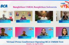 BCA Dukung Penuh Ruang Karya UMKM untuk Misi Bangkitkan Perekonomian Indonesia - JPNN.com