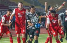 Komentar Sudirman Soal Marko Simic yang Sulit Cetak Gol sampai Gagal Penalti - JPNN.com