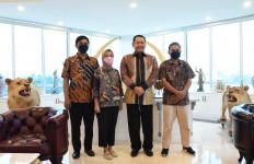 Ketua MPR Mengajak Perhimpunan Putra dan Putri TNI AU Kembangkan Koperasi dan UMKM - JPNN.com