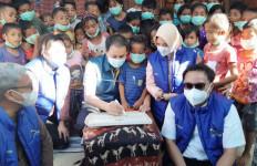 Azis Syamsuddin Resmikan Pendopo Baca di Sumba Timur NTT - JPNN.com