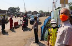 Pak Ganjar Pastikan Pembangunan Flyover Ganefo Selesai Sesuai Target - JPNN.com