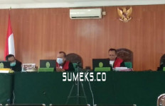 Tok, AKBP Edya Kurnia Divonis 4 Tahun Penjara - JPNN.com