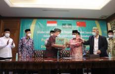 PBNU dan Duta Besar Tiongkok untuk Indonesia Bersilaturahmi, Begini Respons Kiai Said - JPNN.com