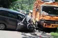 Dahlan Tewas Usai Mobil Tabrakan - JPNN.com