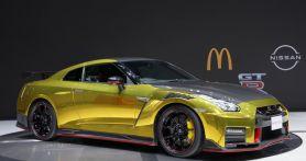 Hanya 1 Unit di Dunia, Nissan Luncurkan GT-R Nismo Edisi McDonald's, Harganya?