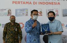 Hebat! Masker dari Kabupaten Bandung Tembus Pasar Ekspor Kedelapan Negara - JPNN.com