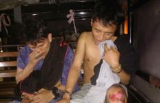 Jambret Dompet Wanita Berakhir di Tangan Ojek Online - JPNN.com