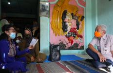 Suara Hati Lasmi Sulastri Terungkap di Hadapan Pak Ganjar, Mpun Mboten Payu.. - JPNN.com