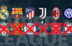 Mengejutkan, 6 Klub Mendadak Mundur dari European Super League - JPNN.com