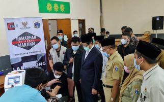 Baznas Bazis DKI Jakarta Gelar Program Layanan Menghapus Tato