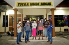 Capek-capek Kabur, Pelaku Begal Motor Madura Tak Berkutik Saat Dijemput Polisi - JPNN.com