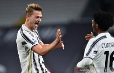 Juventus Gusur Atalanta, Hanya Selisih 1 Poin dari Milan - JPNN.com
